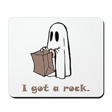 I Got A Rock! Mousepad