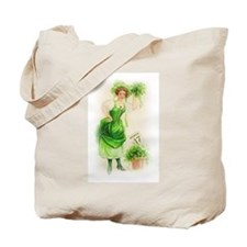 St, Paddy's Day Girl Tote Bag