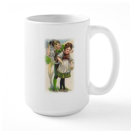 Irish Children Large Mug