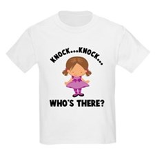 Knock Knock Big Sister T-Shirt