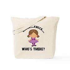 Knock Knock Big Sister Tote Bag