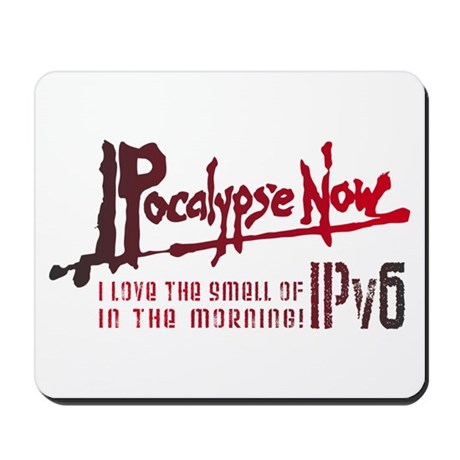 IPocalypse Mousepad