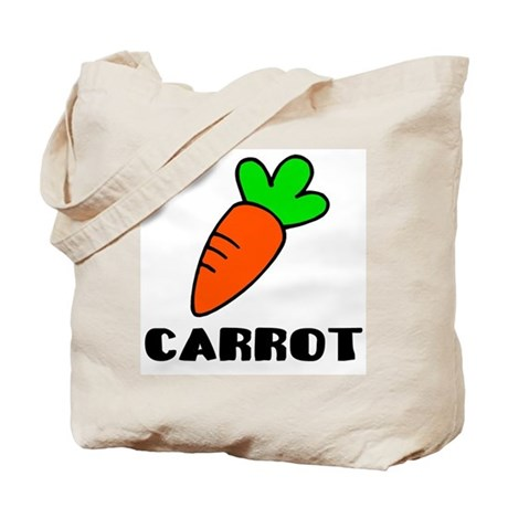 Carrot Tote Bag