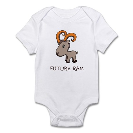 Future Ram Infant Bodysuit