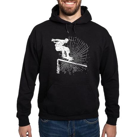 Skateboard Rail Hoodie (dark)