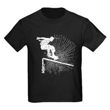 Skateboard Rail T