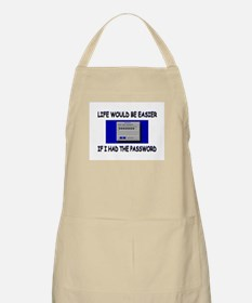 WHAT IS IT? Apron