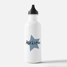 Unique Rockstar Water Bottle
