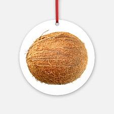Coconut Ornament (Round)