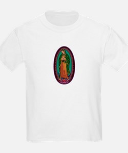 3 Lady of Guadalupe T-Shirt