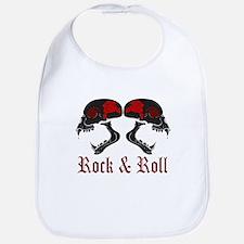 Rock and Roll Bib
