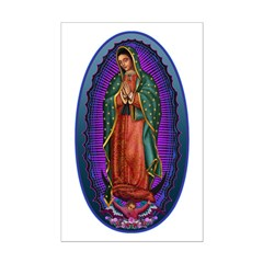 5 Lady of Guadalupe Posters