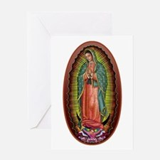 6 Lady of Guadalupe Greeting Card