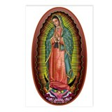 Virgen de guadalupe Postcards