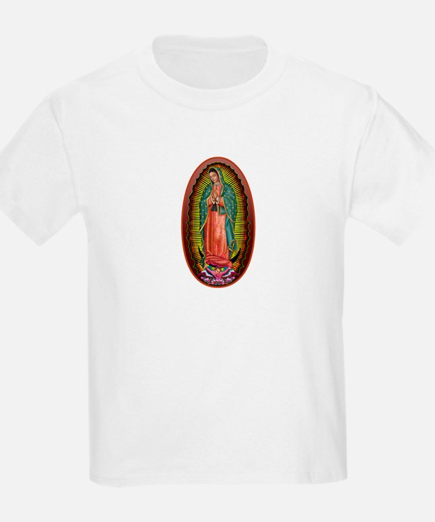 6 Lady of Guadalupe T-Shirt