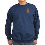 6 Lady of Guadalupe Sweatshirt (dark)