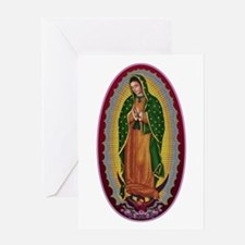 7 Lady of Guadalupe Greeting Card