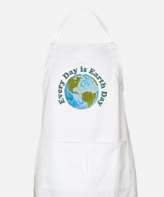 Earth Day Every Day Apron