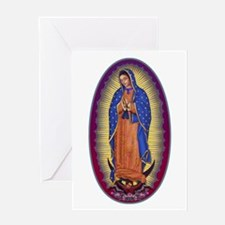 8 Lady of Guadalupe Greeting Card