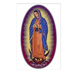 8 Lady of Guadalupe Postcards (Package of 8)
