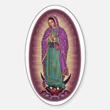 9 Lady of Guadalupe Decal