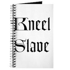 Kneel Slave Journal