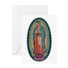 11 Lady of Guadalupe Greeting Card