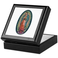 11 Lady of Guadalupe Keepsake Box