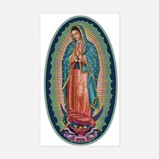 11 Lady of Guadalupe Decal
