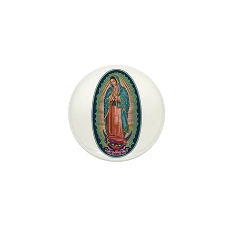 11 Lady of Guadalupe Mini Button