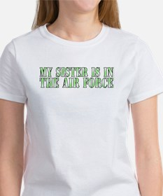 Military relatives series (women's t-shirt)