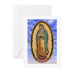 La Guadalupana Greeting Cards (Pk of 10)