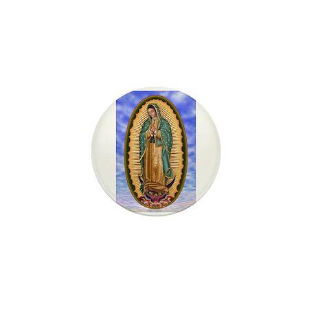 La Guadalupana Mini Button (10 pack)