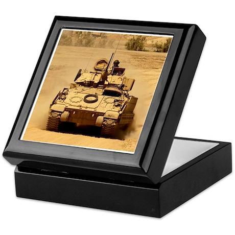 M2A2 Bradley Fighting Vehicle Keepsake Box