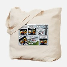 2L0032 - Flying low is... Tote Bag