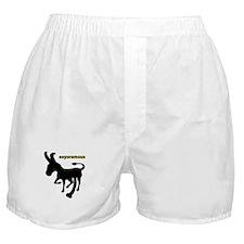 Eeyoremous Donkey Dick Boxer Shorts