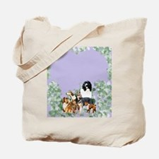 Dogs Tote Bag