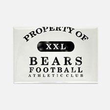 Property of Bears Rectangle Magnet