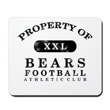 Property of Bears Mousepad