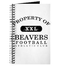 Property of Beavers Journal