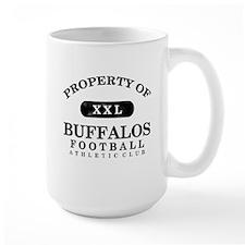 Property of Buffalos Mug