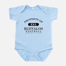 Property of Buffalos Infant Bodysuit