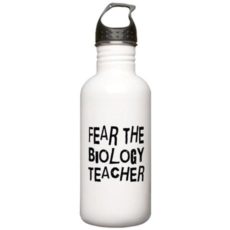 Biology Teacher Funny Stainless Water Bottle 1.0L