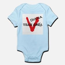V tv Team Diana Onesie