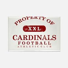 Property of Cardinals Rectangle Magnet