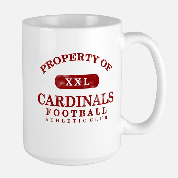 Property of Cardinals Large Mug
