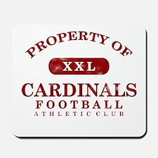 Property of Cardinals Mousepad