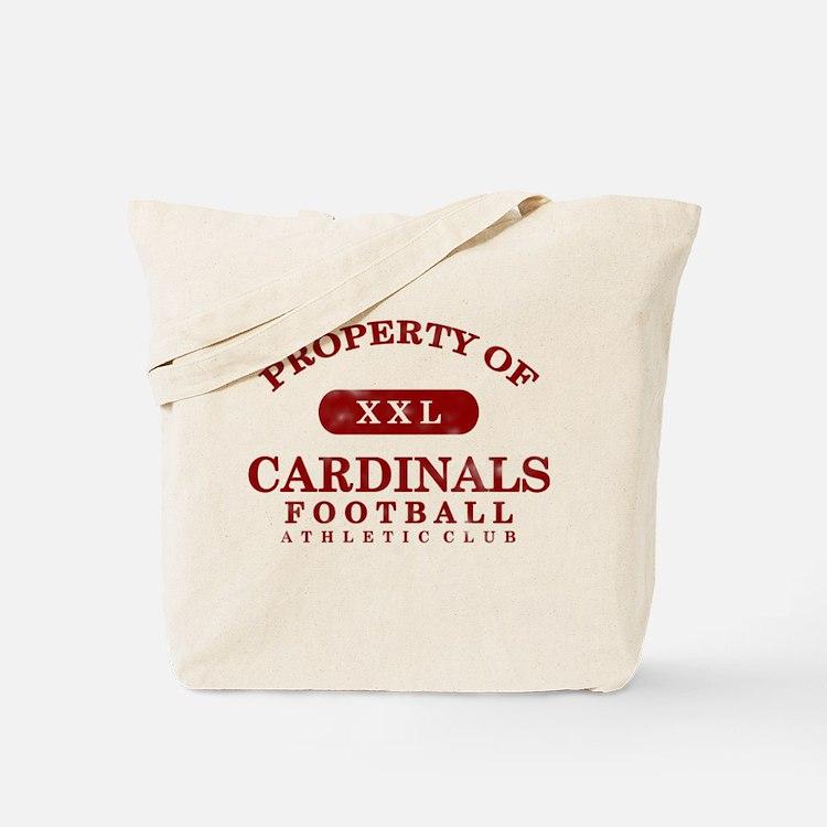 Property of Cardinals Tote Bag