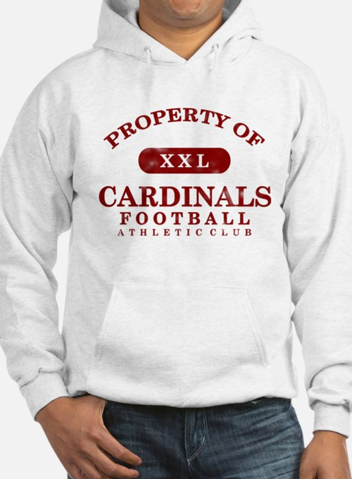 Property of Cardinals Hoodie