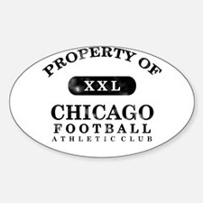 Property of Chicago Decal